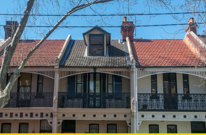 Le quartier de Surry Hills quartiers de Sydney