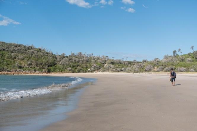 Shark Island Port Stephens