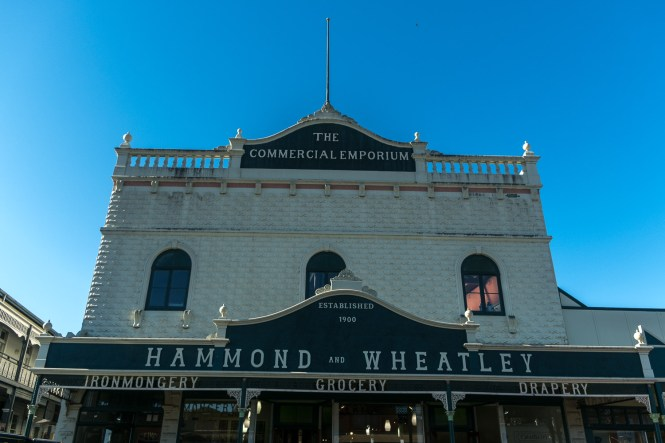 Hammond & Wheatley Emporium bellingen