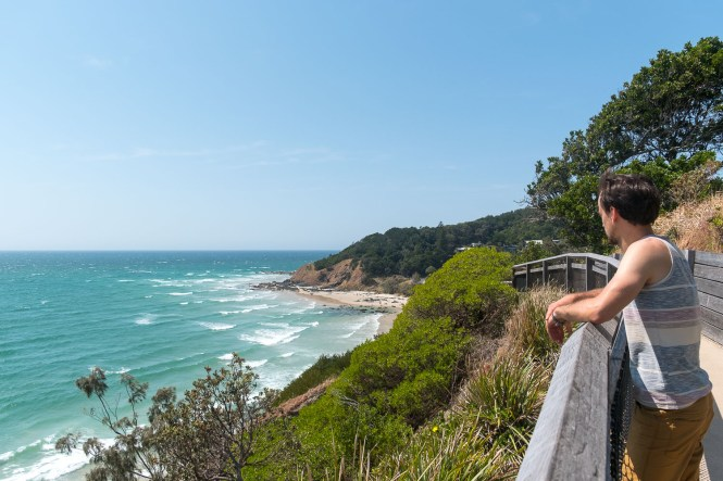 Cape Byron Bay walk