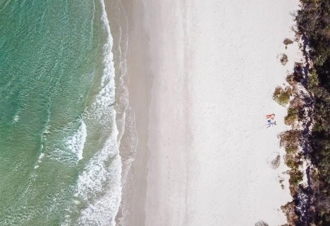 Callala bay shoalhaven jervis beach 100 beach challenge