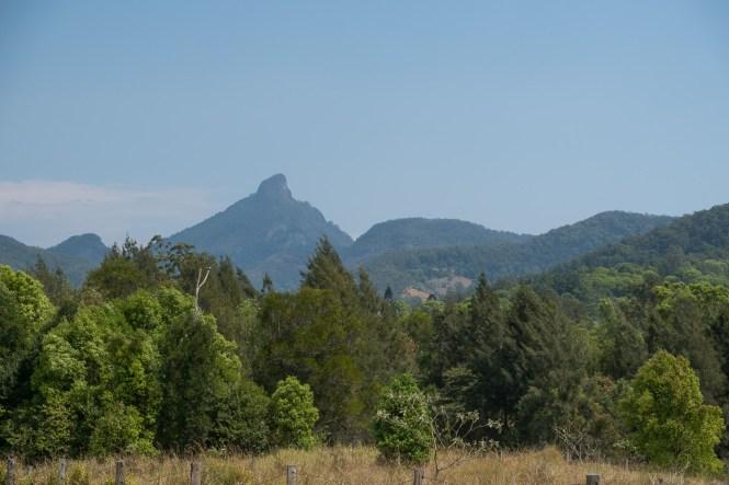 Mount Warning nimbin