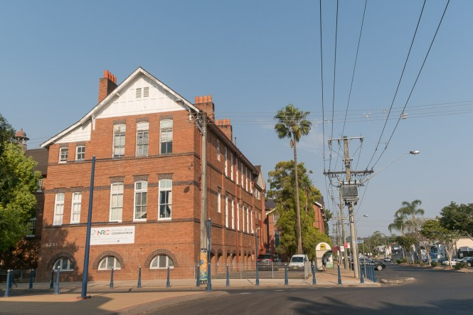 Lismore Historic Interest walk