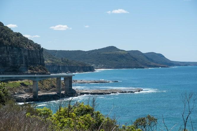 Sea Cliff BridgeGrand Pacific Drive
