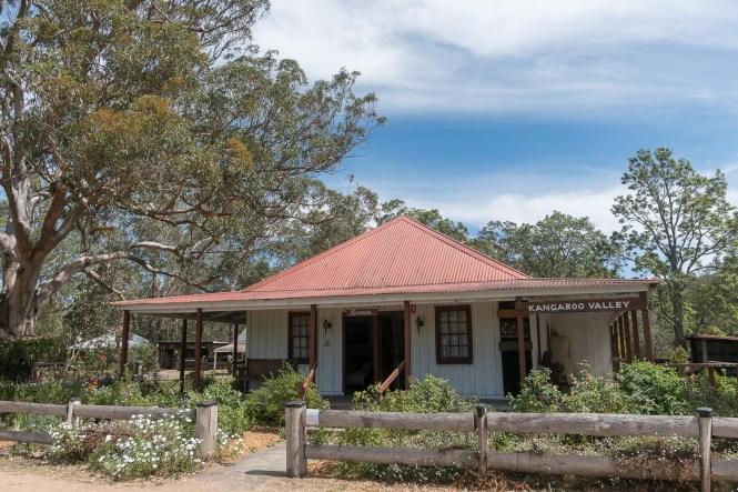 Pioneer museum park KANGAROO VALLEY