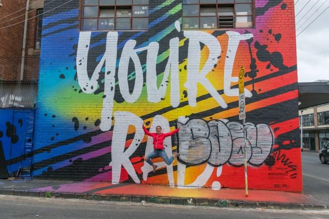 visiter melbourne street art
