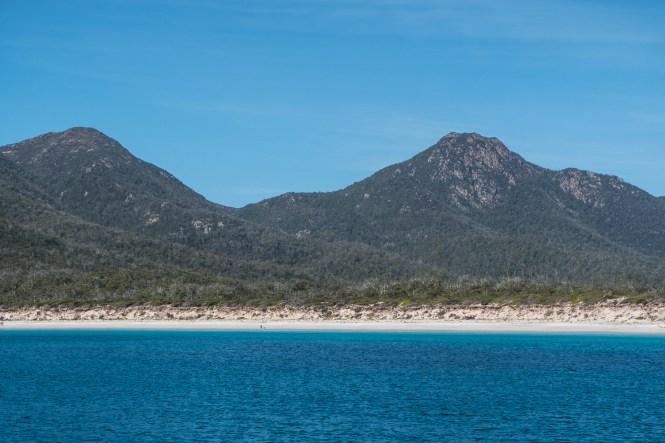 Freycinet National Park road trip en tasmanie itinéraire de 2 semaines