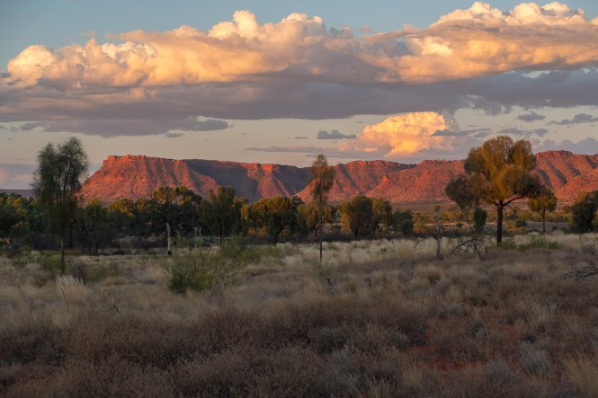 Kings Canyon Holiday Park Red Centre