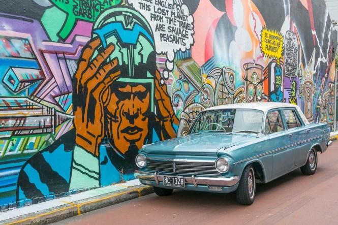 may lane street art sydney Partir en australie
