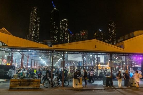 CBD Melbourne Partir en australie