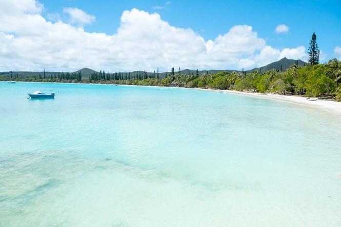 Baie-de-Kuto-ile-des-pins-nouvelle-calédonie