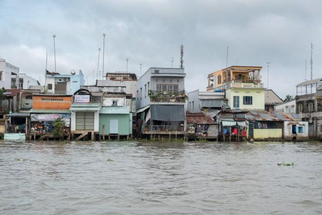 maisons delta du mékong vietnam