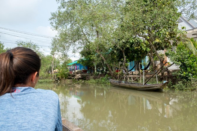 rivière delta du mékong vietnam