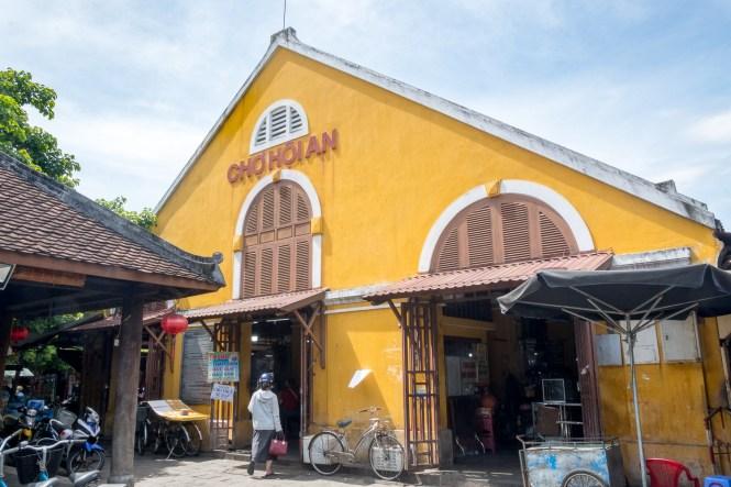 Cho Hoi An ou marché de Hoi an VISTER Hoi An vietnam