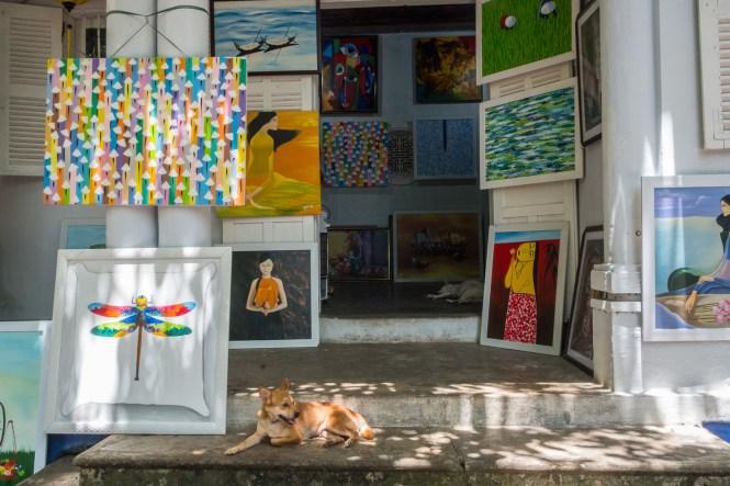 galerie d'art visiter hoi an vietnam
