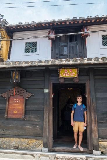 Maison TAN KY VISTER Hoi An vietnam