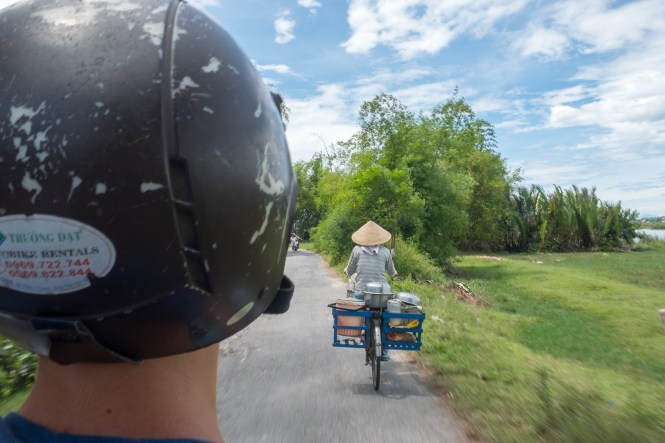 Tra Que rizières visiter hoi an au vietnam