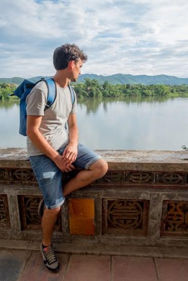 ALEX PAGODE THIEN MU VISITER HUE EN 1 Jour vietnam