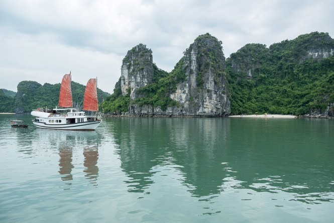 autres croisière bai tu long vietnam
