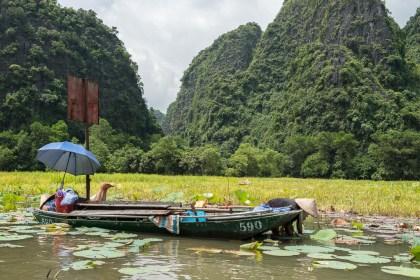 bateau baie d'halong terrestre tam coc
