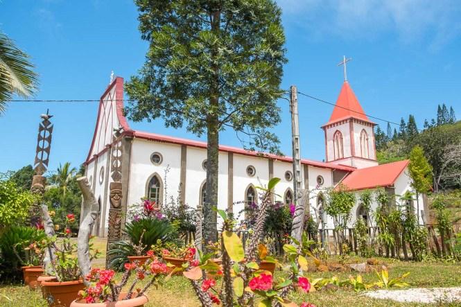 Église-Notre-Dame-de-Assomption-ile-des-pins-nouvelle-calédonie
