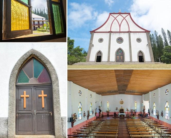 Plans-Église-Notre-Dame-de-Assomption-ile-des-pins-nouvelle-calédonie
