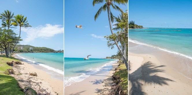 Plages-anse-vata-Nouméa-Nouvelle-Calédonie