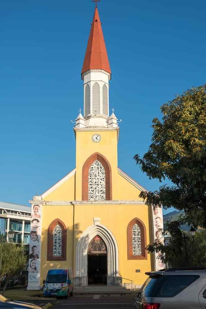 papeete-tahiti-Cathédrale-Notre-Dame