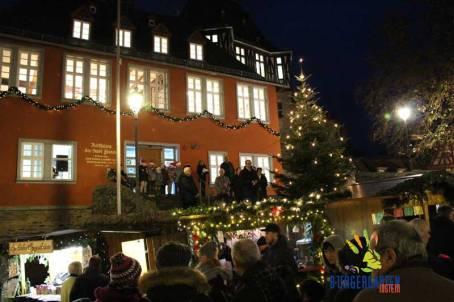 In 2021 findet Ihr uns hoffentlich wieder auf dem Weihnachtsmarkt, direkt gegenüber der Rathaustreppe