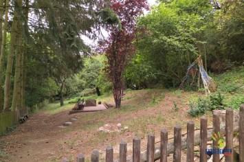 Ein großer Rückzugsort, der mal ein toller Garten werden kann.