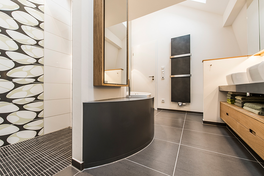 Raumgestaltung Potsdam – Weinmeisterhaus Badezimmer
