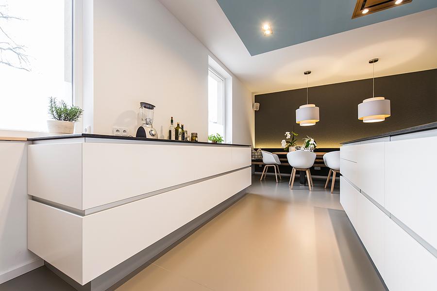 Raumgestaltung Potsdam – Weinmeisterhaus Küche
