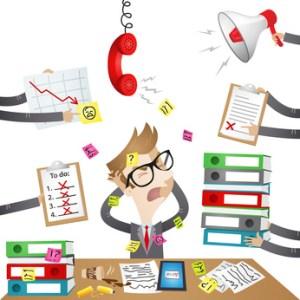 Schluss mit dem Chaos in Ihrem Büro!