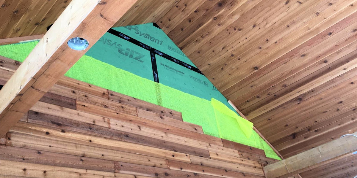 1X6 TONGUE AND GROOVE CEDAR WOOD PANELING CUSTOMER RAN SHORT - COVERAGE ISSUE
