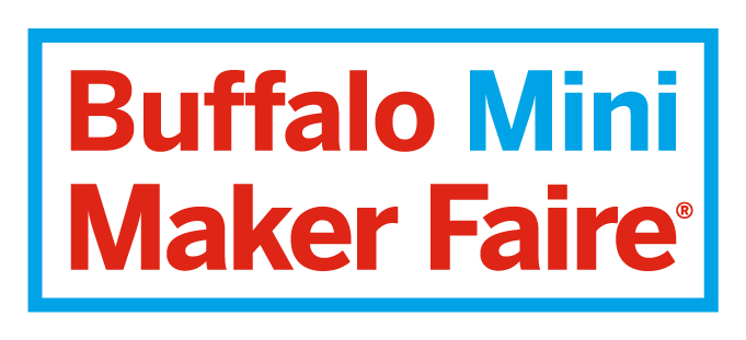 Buffalo Mini Maker Faire logo