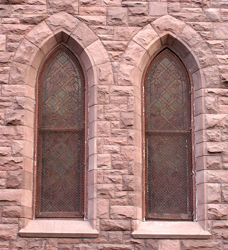 Lancet windows