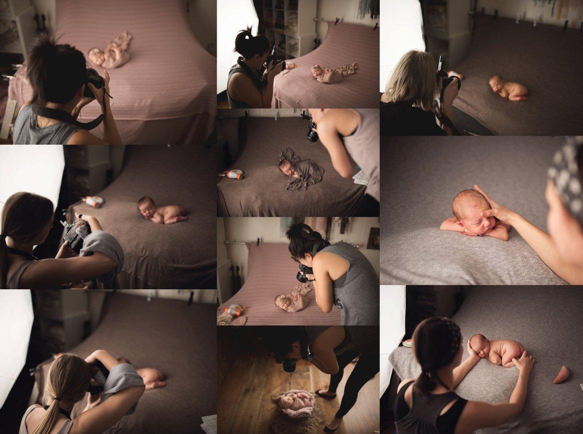 1:1 newborn mentoring