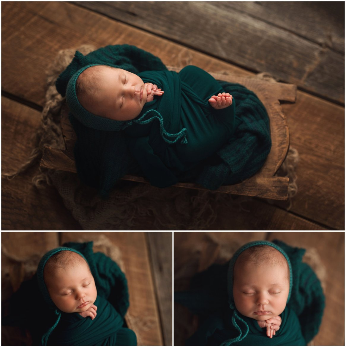 Scottlyn Newborn Session