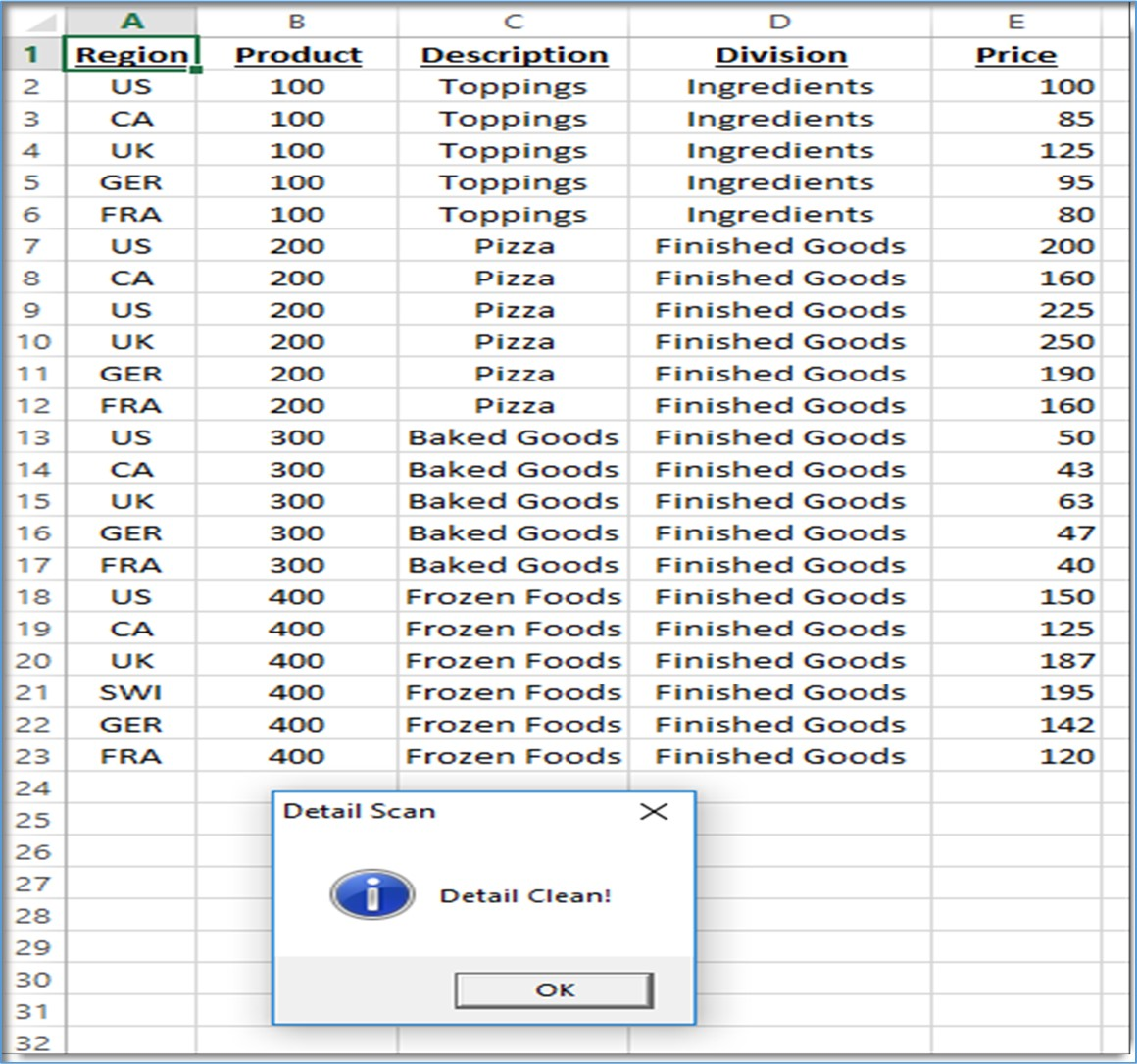 Excel Vba Compare Arrays