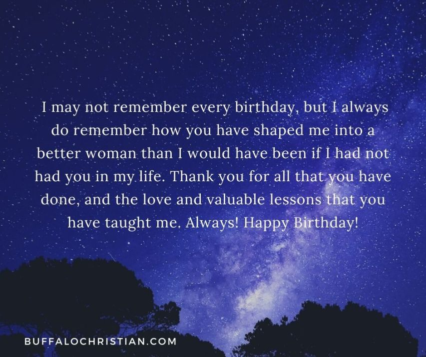 christian happy birthday message to a friend