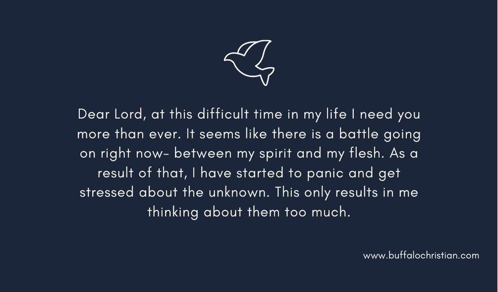 prayer to draw nearer to God everyday