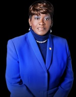 Assemblywoman Crystal Peoples-Stokes was elected in 2006 and has served with four Governors.