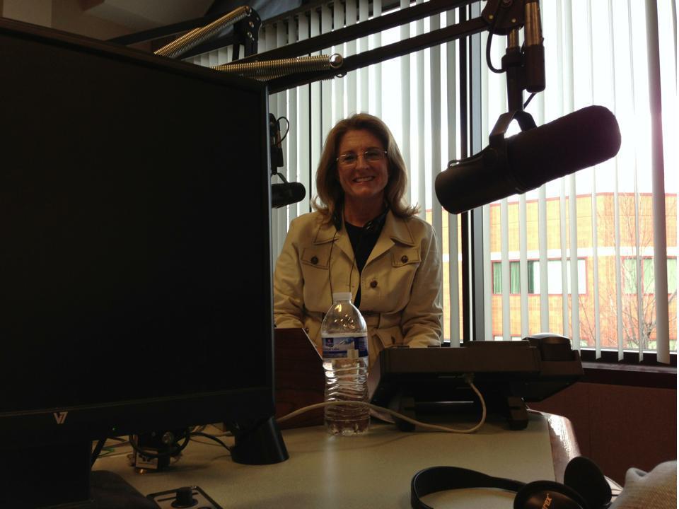 """""""Kathy from Williamsville"""" on WBEN News Radio 930 AM."""