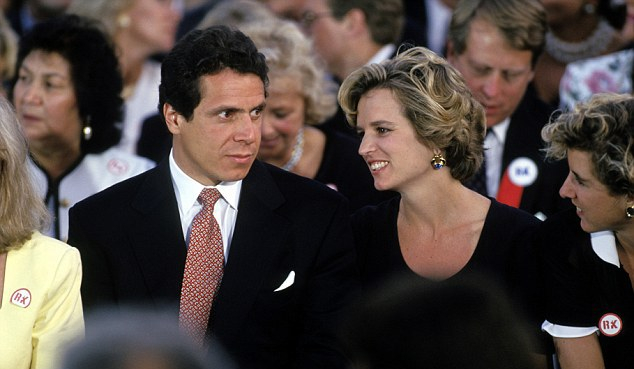 Kerry kennedy andrew cuomo wife try reasonable