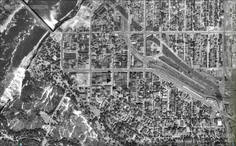 Niagara Falls - 1934-L