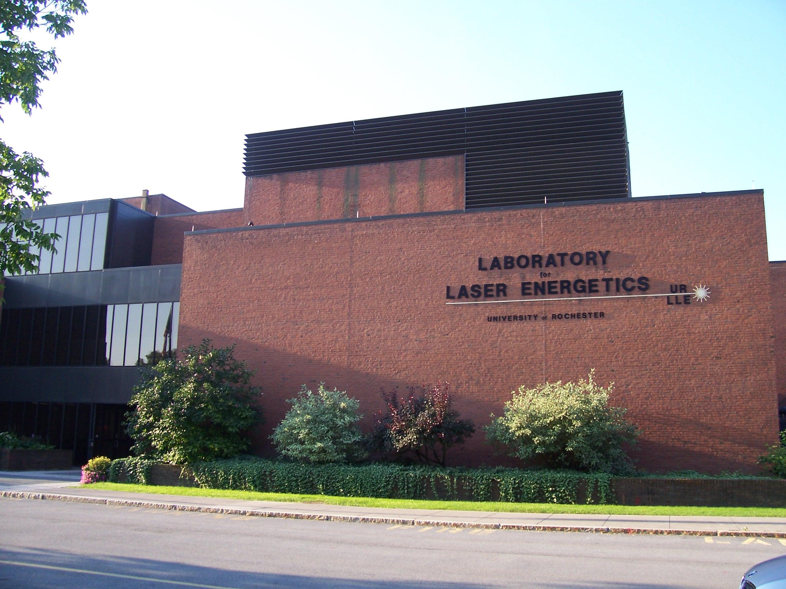 ur_laboratory_for_laser_energetics_main_entrance
