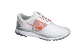 Nike FI Impact Womens White-Turf Orange