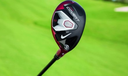 Press Release: Nike Golf's New VRS Covert 2.0 Hybrids