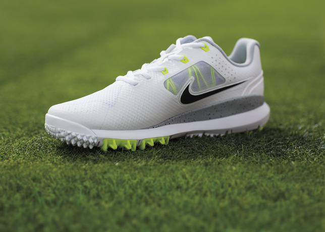 Press Release: Nike Golf's New TW' 14 Mesh Shoe