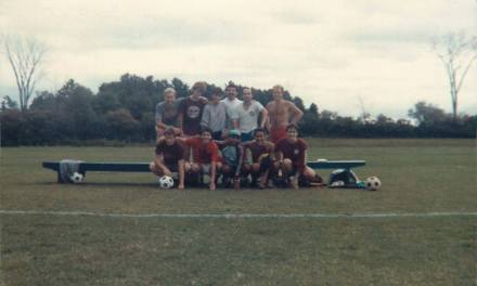 FootGolf: A Former Soccer Player Ruminates